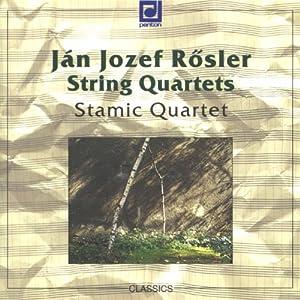 Rösler: String Quartets