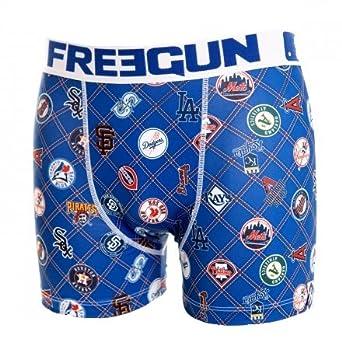 Freegun boxer homme ALL STAR - Medium, Multicolore