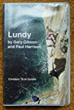 Gary Gibson Lundy (Climbers Club Guides)