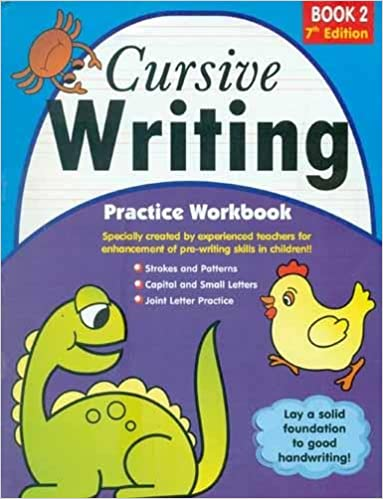 Buy Cursive Writing Practice Workbook - 2 (Early Skill Building ...