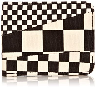 Vans Slasher Wallet, Unisex-Adults' Credit Card Case, Multi Check, One Size