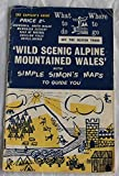 img - for The Captain's guide to 'Wild Scenic Alpine Mountained Wales' book / textbook / text book