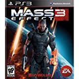 Quality Mass Effect 3 PS3 By Electronic Arts