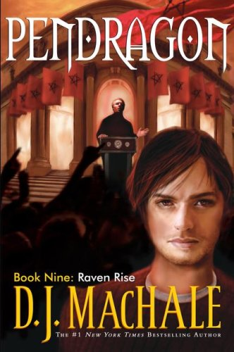 Image for Raven Rise (Pendragon)