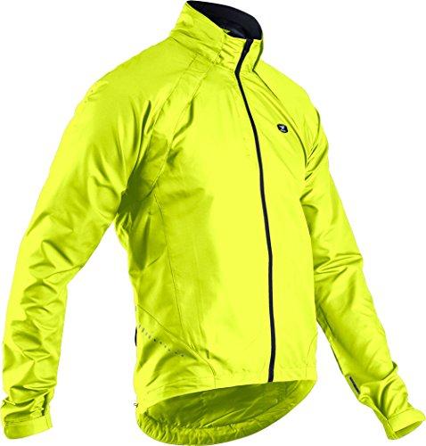 Sugoi Men's Versa Bike Jacket, Super Nova Yellow, Medium