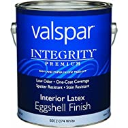 Integrity Eggshell Latex Interior Wall Paint And Primer In One Paint-INT EGG WHI