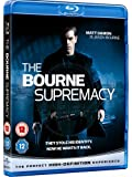 The Bourne Supremacy [Blu-ray] [Import anglais]