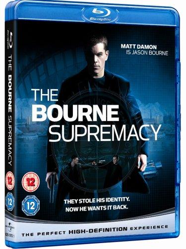 The Bourne Supremacy / Превосходство Борна (2004)
