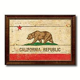 California State Vintage Flag Collection Western Interior Design Souvenir Gift Ideas Wall Art Home Decor Office Decoration - 23\