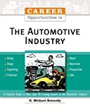 G.Michael Kennedy Career Opportunities in the Automotive Industry