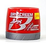 Brylcreem Aqua-Oxy Hair Styling Cream Original Nourishing 250 mL (Pack Of 2)