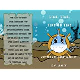 Liar, Liar, Fins on Fire (The Adventures of Sammy the Shark)