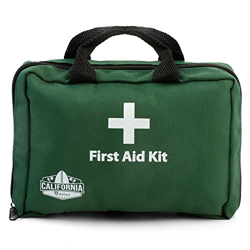 california-basics-115-piece-professional-first-aid-kit-includes-eye-wash-cold-pack-emergency-blanket