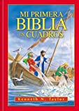 img - for Mi primera Biblia en cuadros/My First Bible in Pictures (Spanish Edition) book / textbook / text book