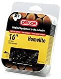 Oregon 16-Inch Semi Chisel Chain Saw Chain Fits Homelite S59