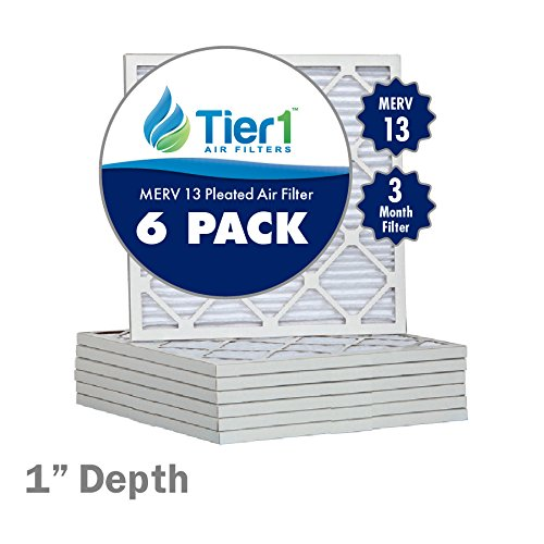 16-1/2x21-1/2x1 Ultimate MERV 13 Air Filter / Furnace Filter Replacement (16 1 2 X 21 1 2 X 1 Air Filter compare prices)