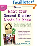 What Your Second Grader Needs to Know...