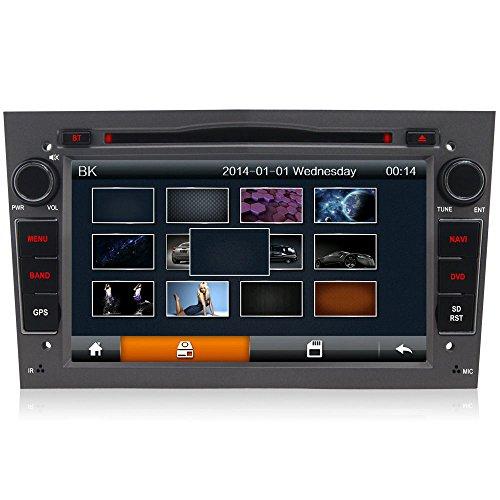 In Auto Sat Nav Navigation GPS Case 6