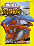 Spiderman Coloring & Activity Book (1576577856) by Marvel