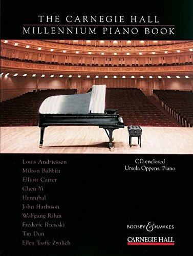 the-carnegie-hall-millennium-piano-book-klavier-ausgabe-mit-cd