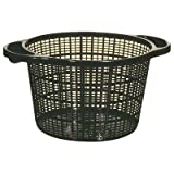 Laguna Sturdy Plastic Round Planting Basket, 10-Inch