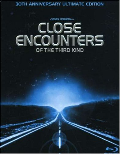 Cover art for  Close Encounters of the Third Kind (Two-Disc 30th Anniversary Ultimate Edition) [Blu-ray]