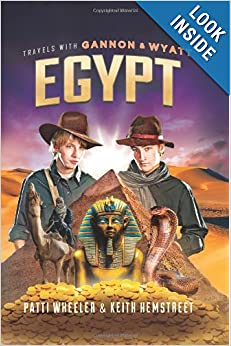 Travels with Gannon & Wyatt Egypt