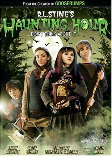 Cover art for  R.L. Stine's The Haunting Hour: Don't Think About It (Widescreen Edition)