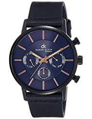 Daniel Klein Analog Blue Dial Men's Watch - DK10576-1