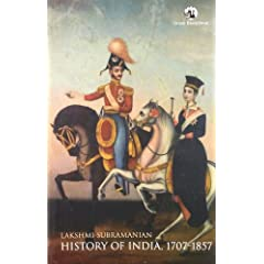 History of India 1707-1857