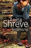 Anita Shreve Testimony