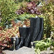 Fontaine de Jardin LED NEW YORK