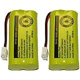 2-Pack Axiom Cordless Home Phone Battery for ATT BT184342 BT28433