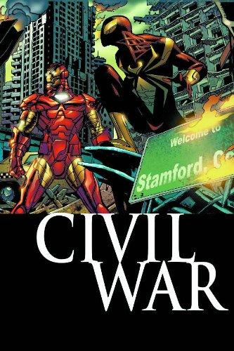 Civil War: Amazing Spider-Man TPB (Graphic Novel Pb)