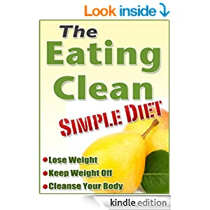 eating clean helped me lose weight