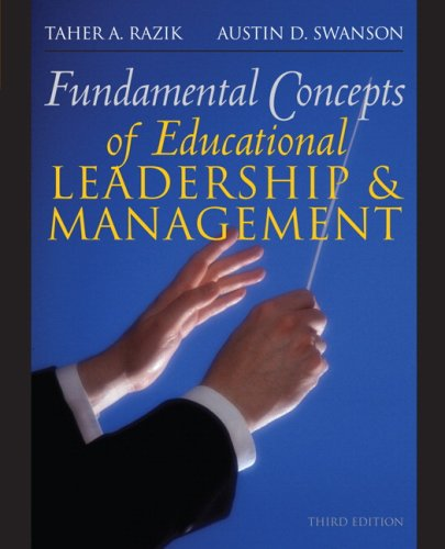 Fundamental Concepts of Educational Leadership and...