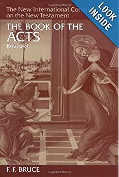 The Book of the Acts (New International Commentary on the New Testament) download