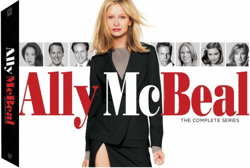 Ally McBeal: The Complete Series (Includes Soundtrack)