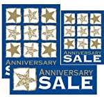 Anniversary Sale - 14pc Big Format Sign Kit