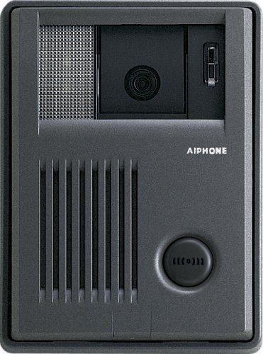 """Aiphone Corporation Kb-Dar-M Video DoorStation For Kb Series, Handset Video Intercom With Motion Detector Interface, Abs Plastic Construction, 4-1/8"""" X 5-1/2"""" X 1-3/4"""""""