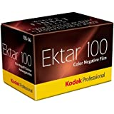 Kodak Ektar 100 Professional ISO 100, 35mm, 36 Exposures, Color Negative Film