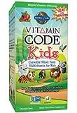 Garden of Life Vitamin Code Kids, 60 Chewable