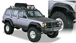 Bushwacker Jeep Cut-Out Fender Flare Set of 4