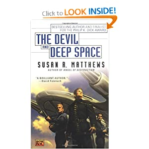The Devil and Deep Space (Roc Science Fiction) by Susan Matthews
