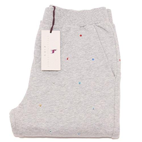 7995P Pantalone felpa grigio bimba STELLA McCARTNEY cotton pants kids [14 YEARS]