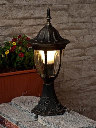 Lampadaire jardin 4 for Luminaire exterieur ancien