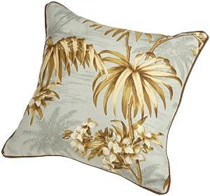 Tommy Bahama Decorative Bed Pillows : Amazon.com - Tommy Bahama Marsh Harbor Island Palm Decorative Pillow - Throw Pillows