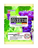マンナンライフ 蒟蒻畑 ぶどう味 25g×12個 ランキングお取り寄せ