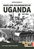 img - for Wars and Insurgencies of Uganda 1971-1994 (Africa@war) book / textbook / text book