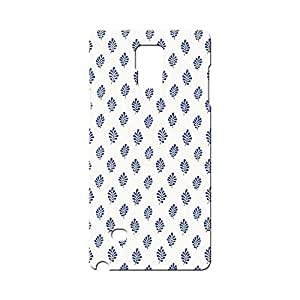 BLUEDIO Designer Printed Back case cover for Samsung Galaxy Note 4 - G3158